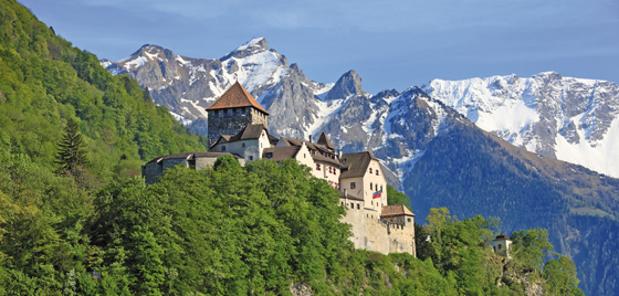 Schloss Vaduz (Liechtenstein)
